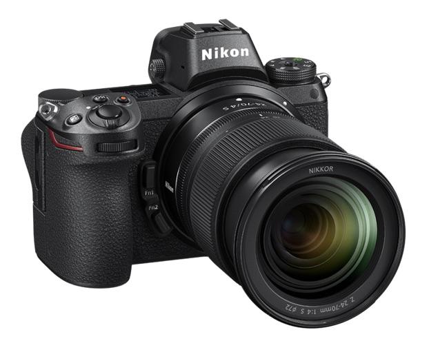 Le Nikon Z6