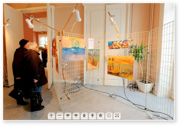 Visite Virtuelle Exposition