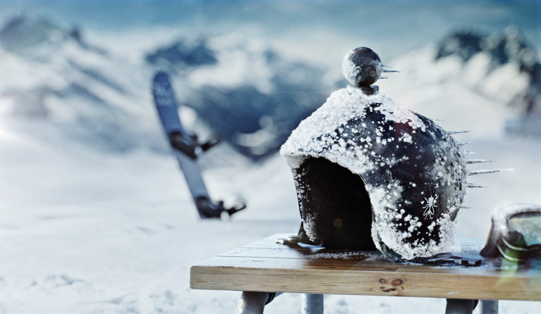 Une camera 360 pour le ski
