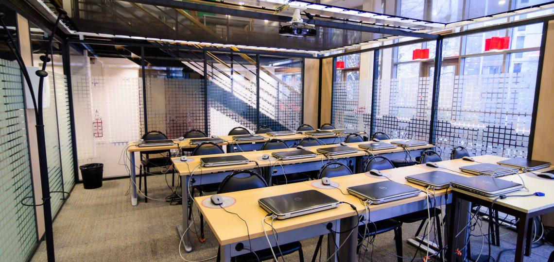 Photographies visite virtuelle d'un centre de formation