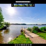 Visite Virtuelle Au bord de l'Erdre