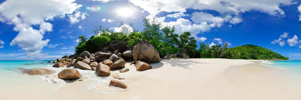 panorama des seychelles par Francepanorama
