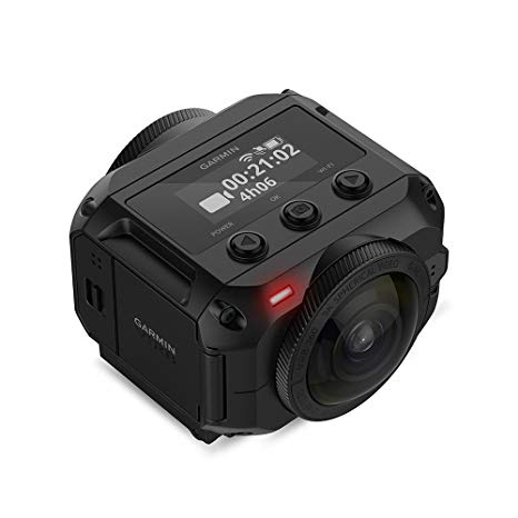 camera 360 garmin virb 360
