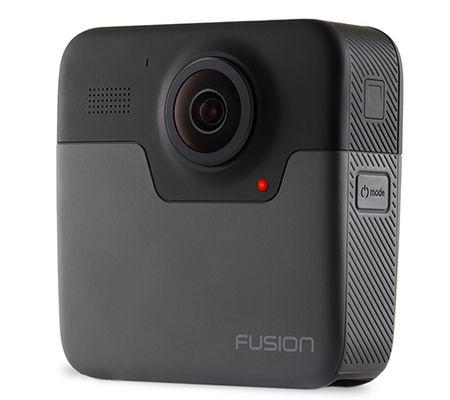 camera 360 gopro fusion